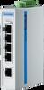 ProView 5-port Gigabit Industrial Switch, Wide Temp -10~60? -- EKI-5725-A