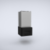250W Enclosure Heater -- EGL250UL115 -- View Larger Image