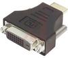DIGITAL VIDEO ADAPTER, DVI-D DUAL LINK MALE/HDMI FEMALE -- 70126382