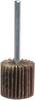 Merit AO Coarse Steel Shank Mini Flap Wheel -- 08834149810 - Image