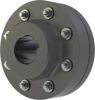 Pin & Bush Flexible Couplings -- Elflex EFC 01 - 17