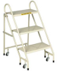 Steel Folding Ladders -- Cramer - Image
