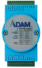 2-ch Serial Based Dual Loop PID Controller with Modbus -- ADAM-4022T - Image