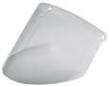 3M W96 82700 Clear Propionate Face Shield Window - 14.5 in Width - 9 in Height - 078371-82700 -- 078371-82700