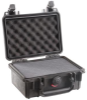 Pelican 1150 Case with Foam - Black   SPECIAL PRICE IN CART -- PEL-1150-000-110 -Image