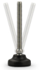 Machinery Foot Vibration Mount -- Stainless Steel Screw 40mm Base - Image