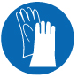 RTK Pictogram Labels (Gloves; 1 1/2