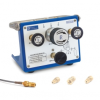 "QTVC volume controller, 1/4"" MNPT gauge adapter, 6ft, 3ft hoses, (2) 1/4†MNPT process conn. -- QTVC-2MBA-6-3 -- View Larger Image"