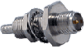 RP-SMA Female Bulkhead Mount Cable End Crimp -- CONREVSMA015 -- View Larger Image