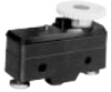 MICRO SWITCH BS Series Large Premium Switch, Single Pole Double Throw Circuitry, 10 A at 250 Vac, Pin Plunger Actuator, Screw Termination -- 6BS1-B -Image
