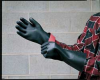 Chemical Resistant Glove,22 mil,Sz 10,PR -- 3RZL6