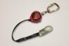 Miller Scorpion Personal Fall Limiter - w/ carabiner & swivel shackle, snap hook, ANSI Z359-2007 compliant > UOM - Each -- PFL-4-Z7/9FT