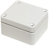 BUD INDUSTRIES - PN-1320 - ENCLOSURE JUNCTION BOX POLYCARBONATE GRY -- 679628 - Image