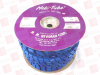 MM NEWMAN HT3/4C ( MM NEWMAN, HT3/4C, HT34C, CABLE WRAP, SPIRAL CUT, BLUE, 100FT/ROLL, 3/4IN OD ) -Image