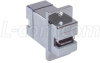 IEEE-1394 Firewire Shielded Coupler, Type 1 -- ECF504-94MS