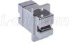 IEEE-1394 Firewire Shielded Coupler, Type 1 -- ECF504-94MS