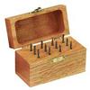 93381 Carbide Burr 12-Piece Burr Kit, 3 mm Shaft -- 616026-93381