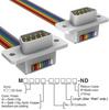 D-Sub Cables -- M7PPK-0910R-ND -Image