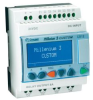 Programmable Logic Controller 12 I/O Timer, Counter, Display 24VDC 4 VA 100-240VAC 50/60 HZ -- 40026390844-1