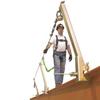 Miller Skygrip SGLLK Green Lifeline - 375 ft Length - 612230-16588 -- 612230-16588