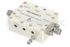 5 Watt Psat, 7.5 GHz to 11 GHz, High Power GaAs Amplifier, SMA, 25 dB Gain -- PE15A4013 -Image