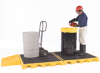 UltraTech Low Profile Spill Deck, 4 Drum -- UTI-1072
