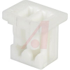 1.25mm Wire-to-Board Receptacle Housing; 2 Circuit -- 70190892 - Image