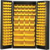 Black Quantum Heavy Duty Cabinet -- 53754 - Image