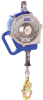 DBI-SALA Sealed-Blok Blue Self-Retracting Lifeline - 30 ft Length - 840779-07228 -- 840779-07228
