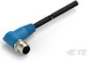 M8/M12 Cable Assemblies -- T4151210008-002 -- View Larger Image