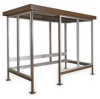 Smoking Shelter,W 120,w/Bench,Light,Fan -- 3EPN4 - Image