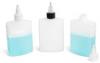 Plastic Bottles, Squeeze Bottles w/ Twist Top Caps -- 0167-06