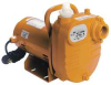 Utility Pump, 1/2 HP, Self-Priming -- 5EAF0
