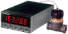 1/8 DIN Six Digit Rate Meter/Totalizer -- DPF701 & DPF702 - Image