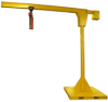 Portable Jib Crane -- JC-PRT-21010