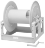 Series C3200 Manual Rewind Storage Reels -- C3218-25-26