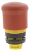 PUSHBUTTON, NON-ILLUMINATED EMERGENCY STOP OPERATOR, RED, TWIST-TO-RELEASE -- 70057820 - Image