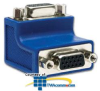 Hubbell AV Connector, 15-Pin 90 Degree, Gender Changer,.. -- 15901