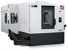Pallet-Changing 4-Axis Machining Center -- EC-500
