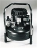 Ultra-Quiet Oil-lubricated Air Compressor, 4.2 CFM (120 LPM), 6.3 Gallon (24 Liter) tank, 220 VAC, 50/60Hz -- EW-07067-24