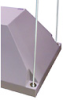 Mounting Kit for Island Canopy Hood with 10' Corner Rods -- GO-33731-85