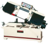 JET 13 In. x 21 In. Semi-Auto Horizontal Band Saw 3 HP -- Model# 414471