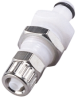 Polypropylene & Acetal Quick Disconnect Fittings -- 64632
