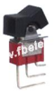 Miniature Rocker and Lever Handle Switch -- RLS-102-A4 - Image