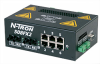 508FX2 Unmanaged Industrial Ethernet Switch, ST 2km -- 508FX2-ST -Image