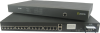 Industrial Ethernet media converter, 16 serial RJ45 interfaces, especially suited to extreme operating conditions -- IOLAN SDS16C HV -Image