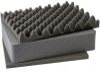 Pelican 1451 3pc Replacement Foam Set for 1450 Case -- PEL-1450-400-000 -Image