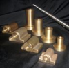 Stock Flange Adjustable Type Bronze Nuts -- NAC-2 - Image