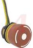 Switch, E-STOP, NON-Illuminated, 1 NC, RIBBON CABLE TerminalS -- 70029393