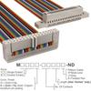 Rectangular Cable Assemblies -- M3UFK-3436R-ND -Image